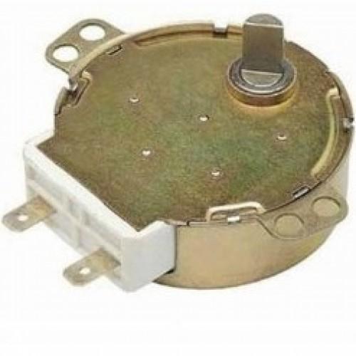 Motor De Microondas 49TYJ 110-120 VAC 5 RPM Eixo De Ferro