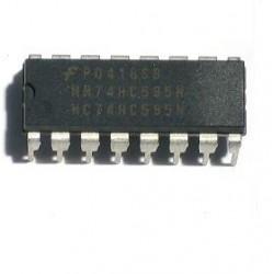 Circuito Integrado 74HC595 (M74HC595B1)