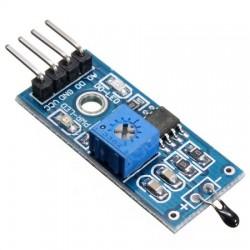 Módulo Sensor De Temperatura Analógico Termistor 10K - Arduino