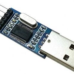 Módulo PL2303HX Conversor USB Serial 5 Pinos para Arduino