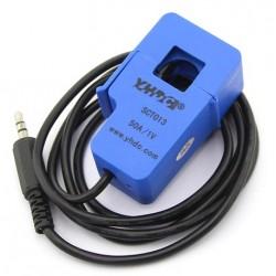 Sensor De Corrente AC Nao Invasivo 50A SCT013-050