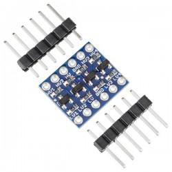 Módulo Conversor Lógico Bidirecional 3.3V 5V TTL  i2c