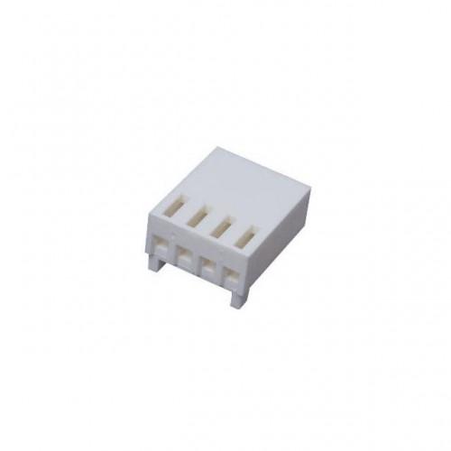 Alojamento Para Conector KK 4 Vias Tipo Molex 5051-4