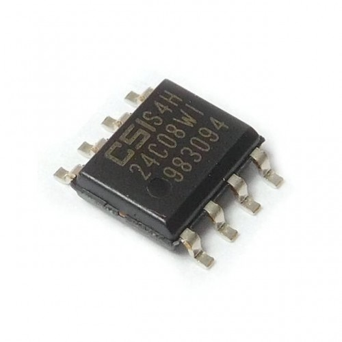 Circuito Integrado  24C08 SMD (ATMH03208B/24C08BN)
