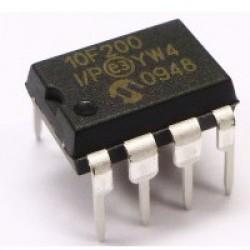 Microcontrolador PIC10F200-I/P