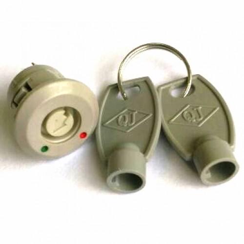 Chave Pacri Para Telefone KS-02 Corpo De Plástico