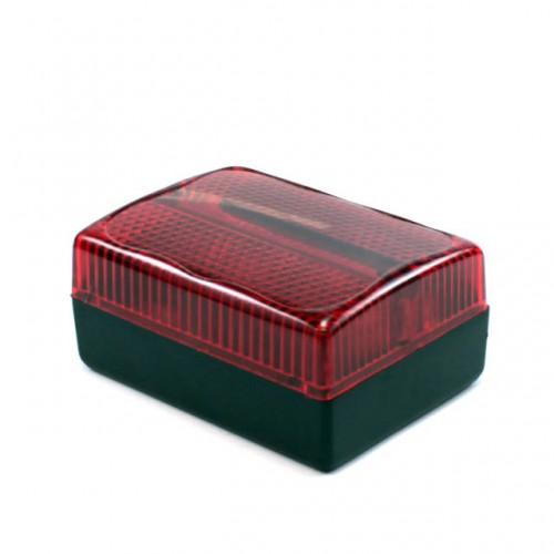Caixa Patola PB-500 Tampa Vermelha 32x50x68
