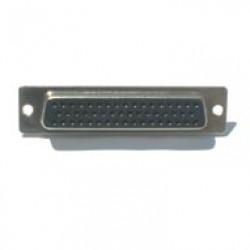Conector DB50 Fêmea 180 Graus Solda Fio