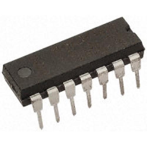 Circuito Integrado CD4066 (HCF4066BEY)