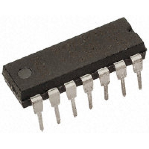 Circuito Integrado CD4081