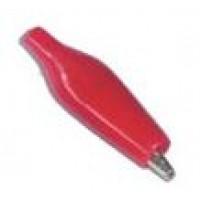 Garra Jacaré Grande Vermelha - WD-027