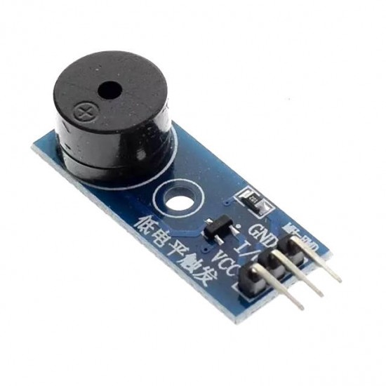 Modulo eletrônico Buzzer 5V