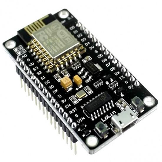 nodeMCU ESP-12E CH340