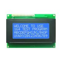 Display LCD 20x4 Back Azul Letra Branca JHD204A