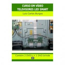 DVD aula Manutenção em TV Smart