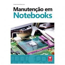 Livro Manutenção em Notebooks