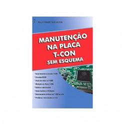 Livro Manutenção na Placa T-Con sem Esquema