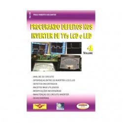 Livro Procurando Defeitos nos Inverter de TVs LCD e LED