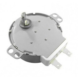 Motor De Microondas 49TYJ 220-240 VAC 3 RPM 4W Eixo Ferro