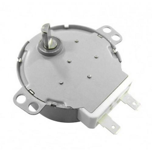 Motor De Microondas 49TYJ  220-240 VAC 5 RPM 4W Eixo Ferro