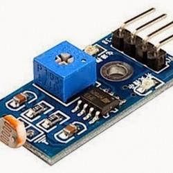 Módulo Sensor Analógico de Luz com LDR para Arduino