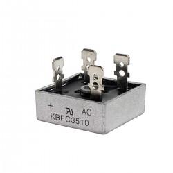 Ponte Retificadora KBPC-3510 35A/1000V
