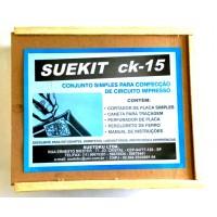 Kit Para Confecção De PCI Suekit CK-15