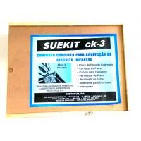 Kit Para Confecção De PCI Suekit CK-3