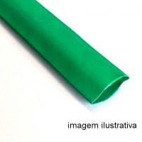 Espaguete Termo-Retratil Diametro 3,0mm Verde (Metro)
