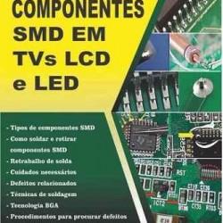 Livro Componentes SMD em TVs LCD e LED