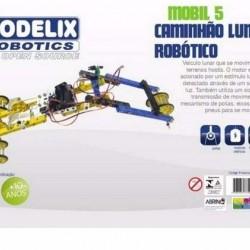 Modelix 505 - Mobil 5 - Caminhão Lunar Robótico