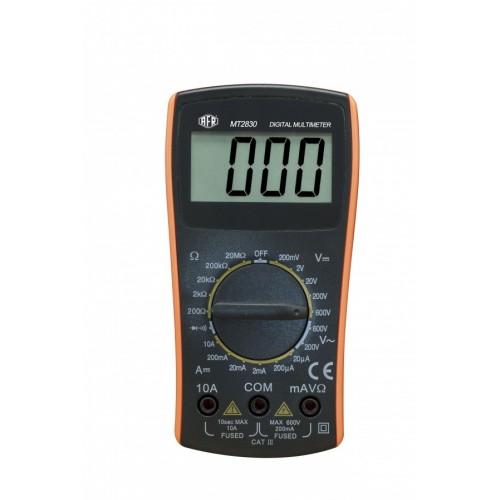 Multímetro Digital AFR - MT2830