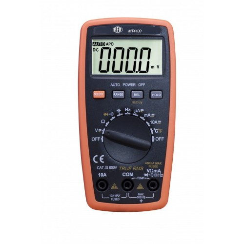 Multímetro Digital AFR- MT4100