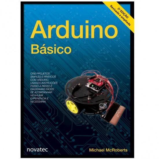Livro Arduino Básico 2ª Edição