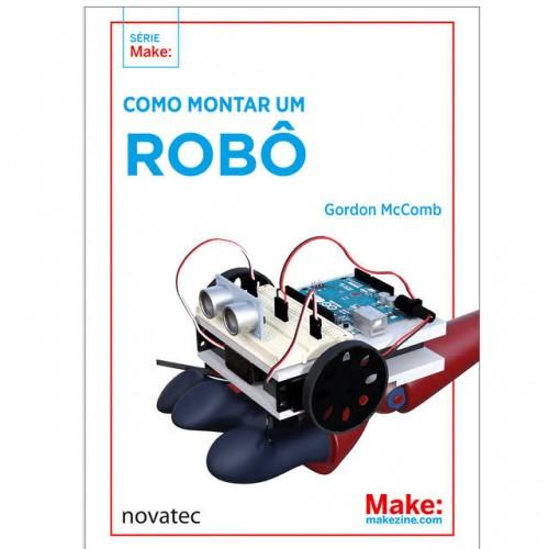 Livro Como montar um Robô
