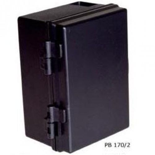 Caixa Patola PB-180/2 Com Tampa Acrílica 105x157x230