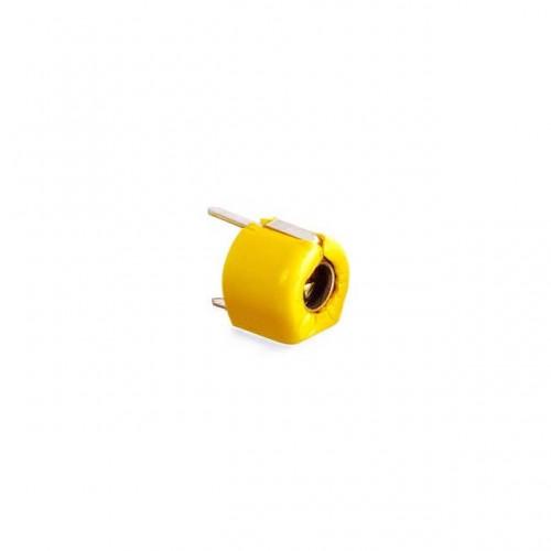 Trimmer Cerâmico Amarelo 40pF