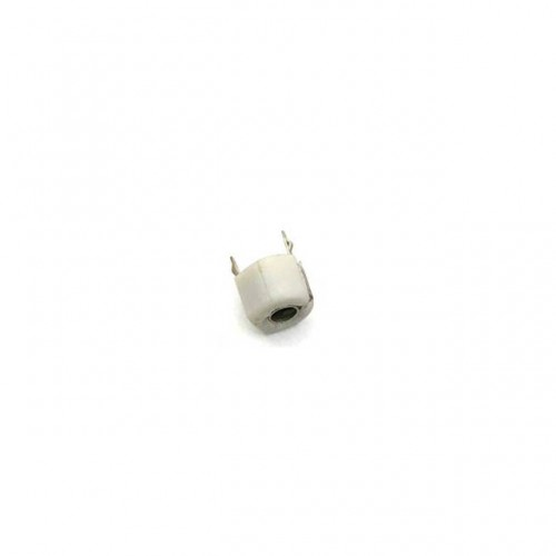 Trimmer Cerâmico Branco 10pF