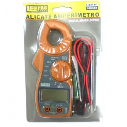 Alicate Amperímetro Digital DT-87