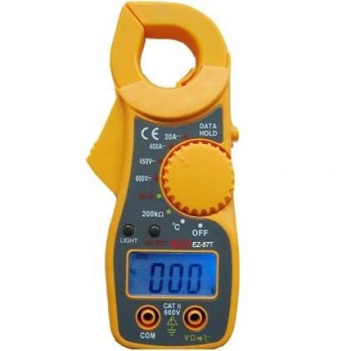 Alicate Amperímetro Digital EZ-87T