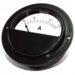 Amperímetro Analógico Renz RP-55 0 a 15A - CA - Ferro Móvel