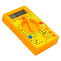 Multímetro Digital DT-830D Com Alarme Sonoro