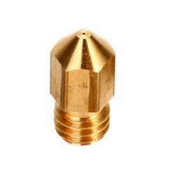 Bico 0,2mm Para Cabeca J E3D V6 Holtend Extrusora MK8 3D Filamento 1,75mm