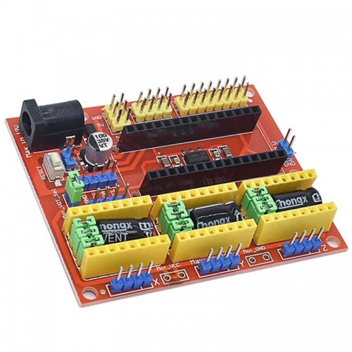 Driver Shield CNC V4 para Arduino Nano