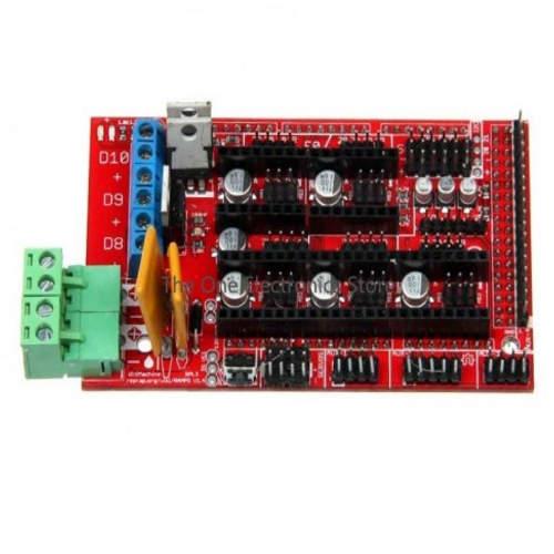 Driver Shield Mega Para Impressora 3D RAMPS 1.4 1B