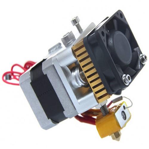Extrusora MK8 Filamento 1,75mm Impressora 3D Motor Nema 17