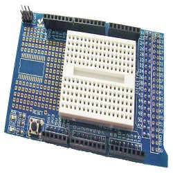 Kit Proto Shield V 1.0 Para Arduino Mega