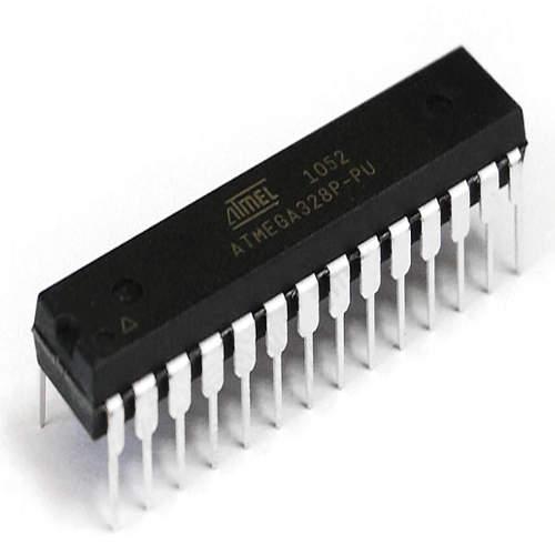 Microcontrolador ATmega328P-PU Com Bootloader Para Arduino Uno