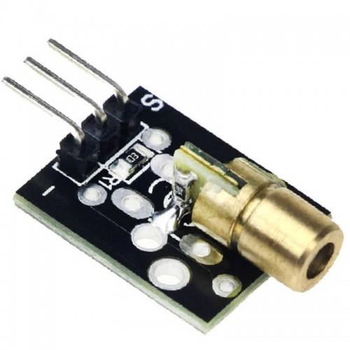 Modulo Laser 5mW 650nm