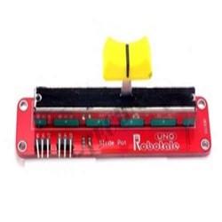 Módulo Potenciômetro Linear Para Arduino